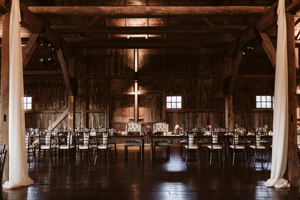 farm at eagle's ridge pennsylvania wedding photographer wedding reception