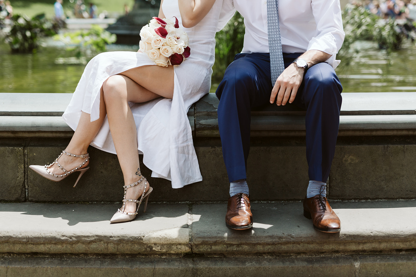 New York City Hall Elopement Sarah Sayeed