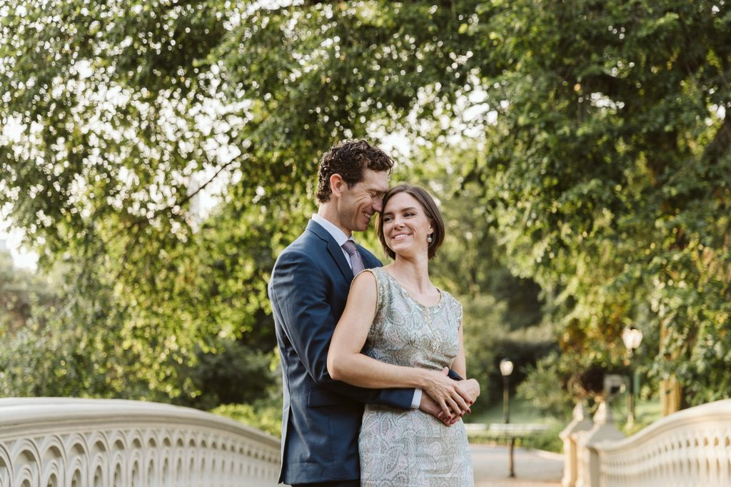 bethesda terrace central park elopement by NYC elopement photographer Sarah Sayeed