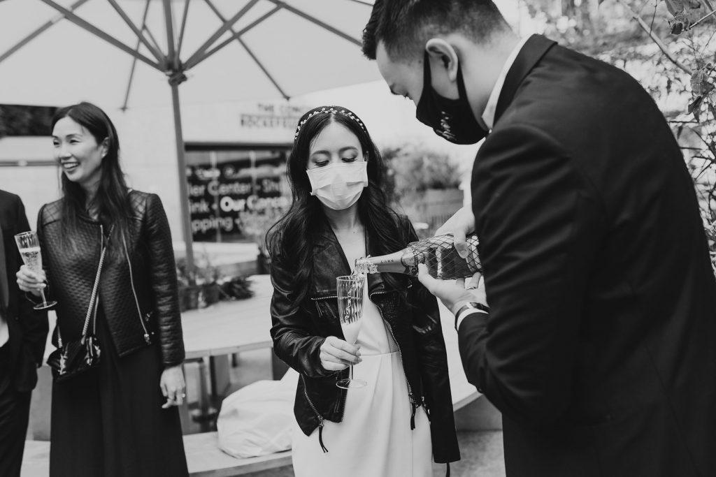 rockefeller wedding photos by NYC elopement photographer Sarah Sayeed